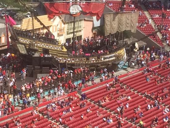 Raymond james stadium pirate ship tickets