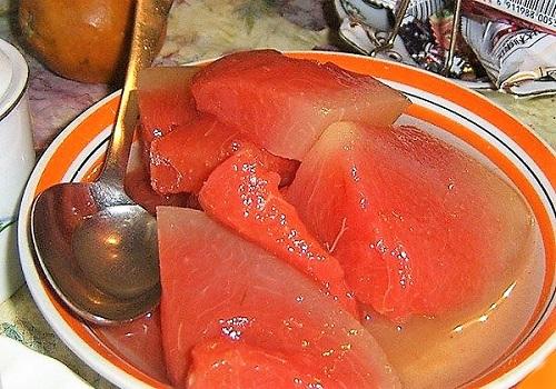 Квашеные арбузы рецепт на 3 литровую банку