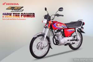 Honda 125 (Applied for Registration) Zero meter