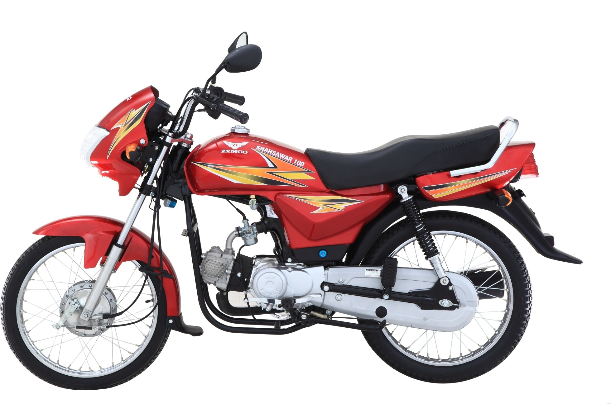 Zxmco ZX 100 Shahsawar 2019 Specs and Overiew | ebike.pk