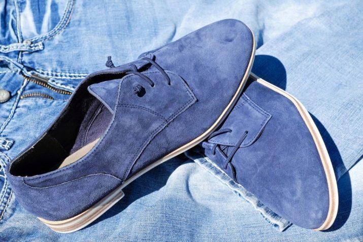 Можно ли покрасить замшевую обувь