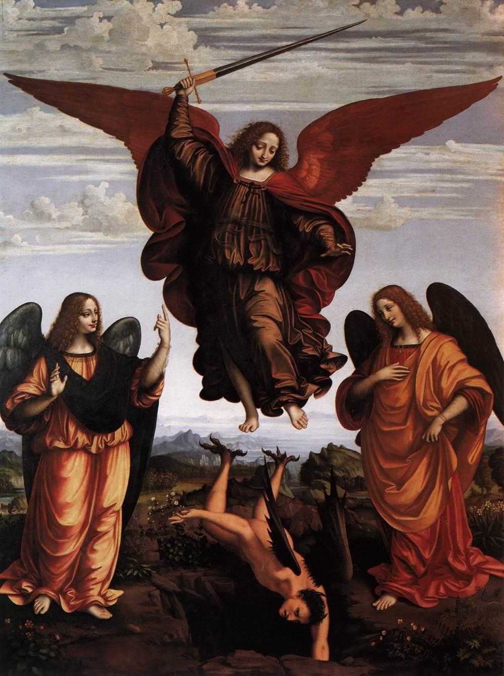 Oracion de arcangel san miguel