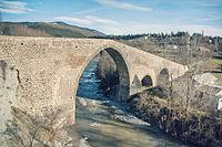 Puente de san miguel huesca