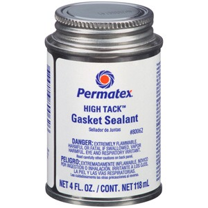 Gasket spray sealant