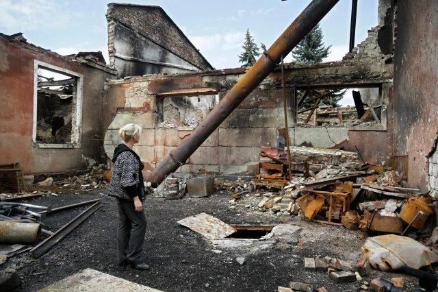 Командование разъяснило карателям, как безнаказанно обстреливать республики Донбасса