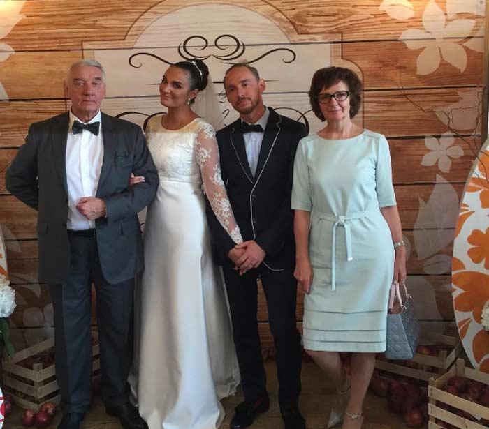 Свадьба Ваенги и Садырбаева 5