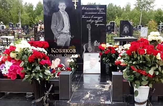 Личная биография аркадия кобякова