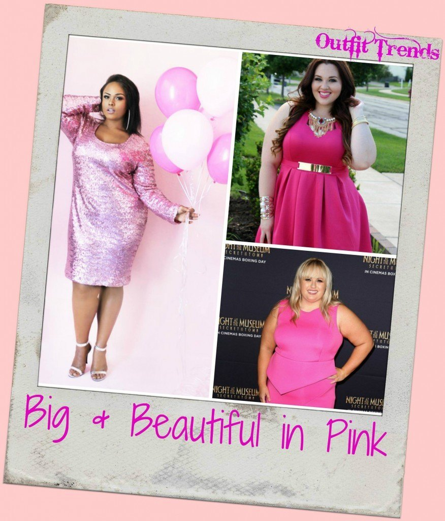 Hot pink outfit ideas