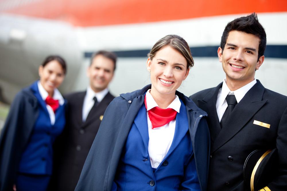 Стюарт и стюардесса