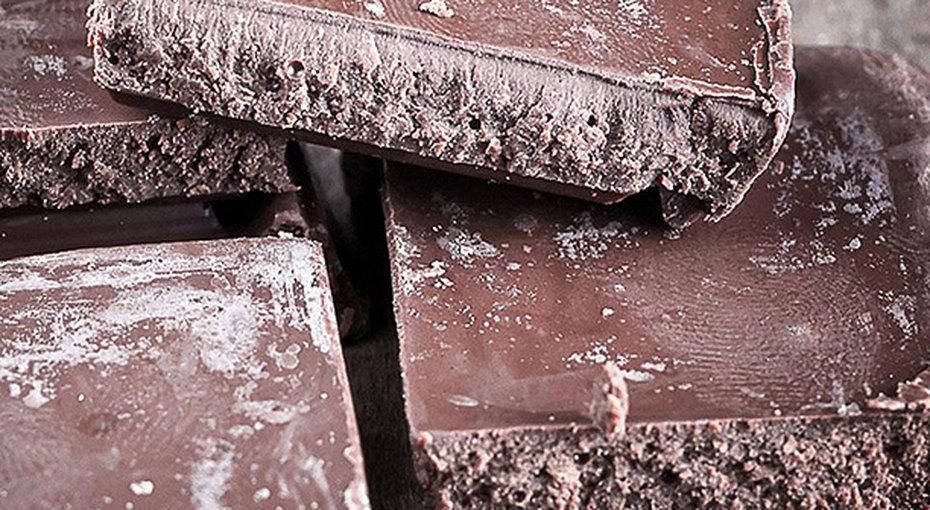 От чего на шоколаде белый налет