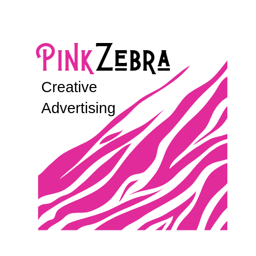 Think pink and zebra