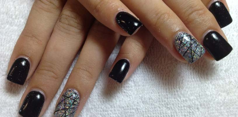 Different gel nails