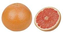 Calories in pink grapefruit juice