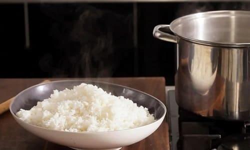 Сколько нужно риса