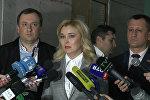 Апелляционная палата решила снять Инну Попенко с выборов