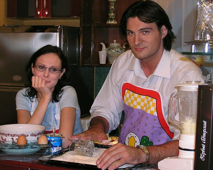 Дьяченко александр кто его жена и дети