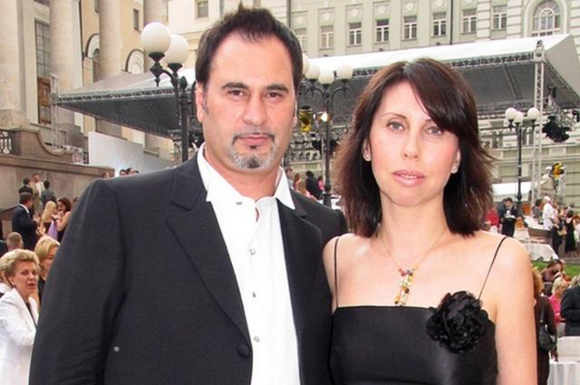 Фото меладзе с женой ириной