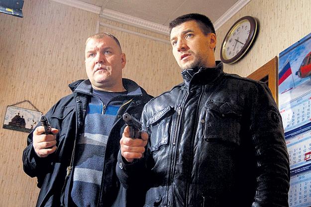 Без Дмитрия (слева) «Ментовские войны» уже не те!