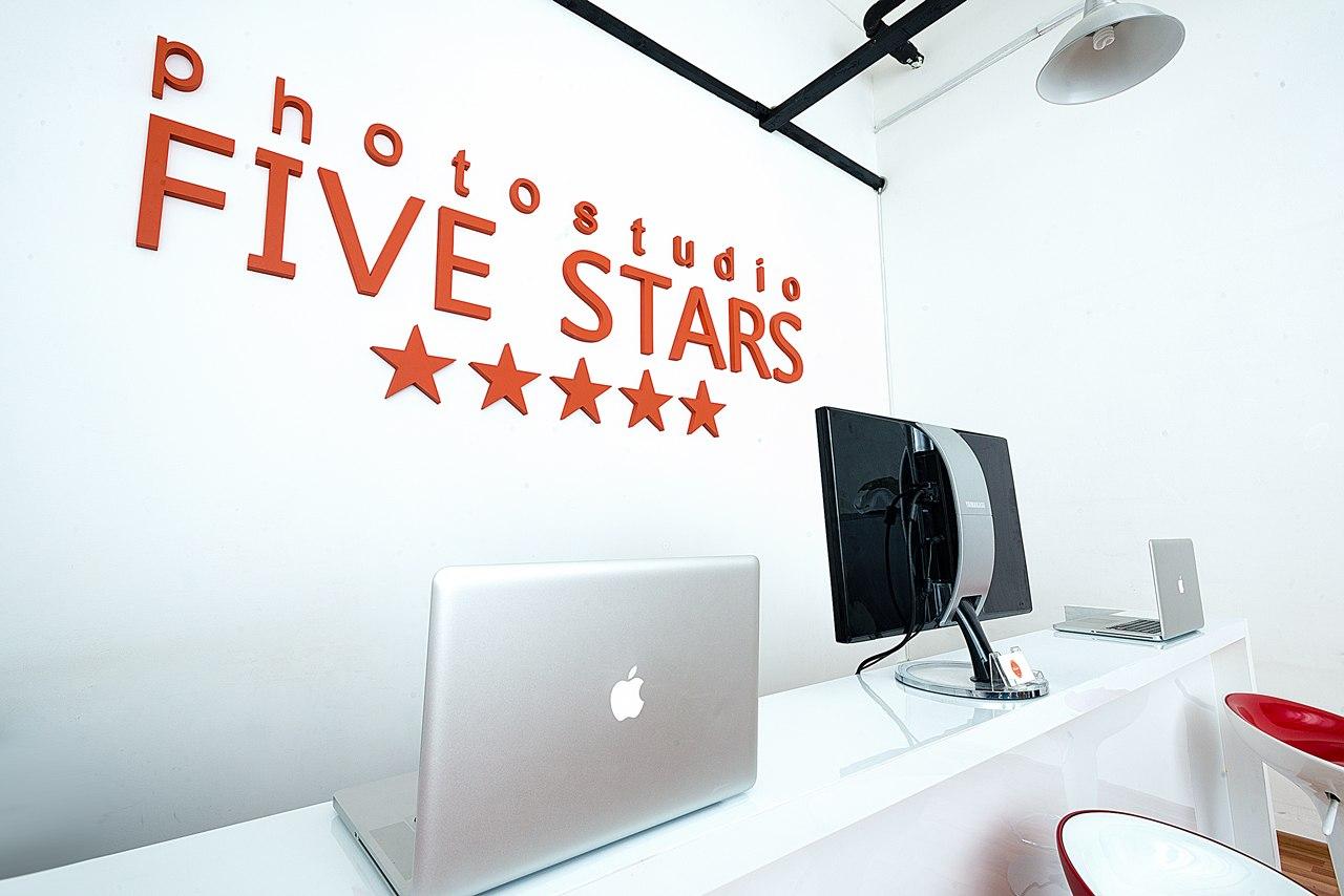 5 stars photo