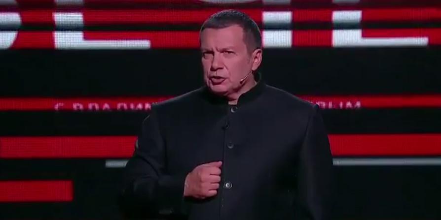 Соловьев ответил на шутку урганта про соловьиный помет