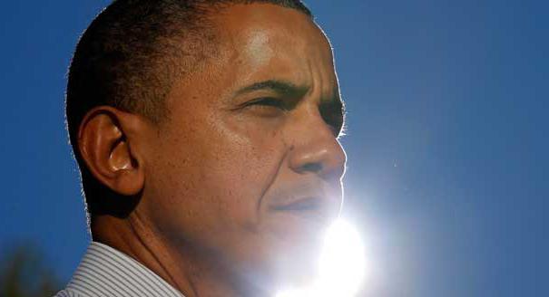 Обама барак его мама
