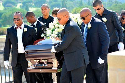 Похороны пола уокера фото тела после