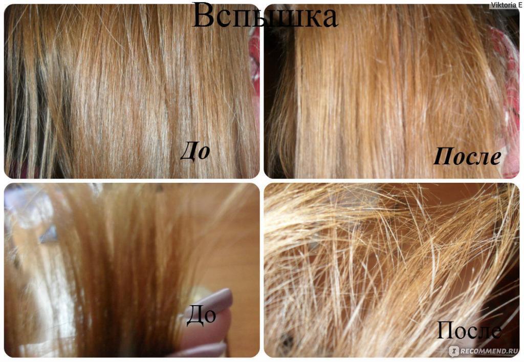 Мед и корица для волос осветление отзывы