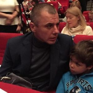 Подробнее: Игорь Петренко проводит немало времени с сыновьями