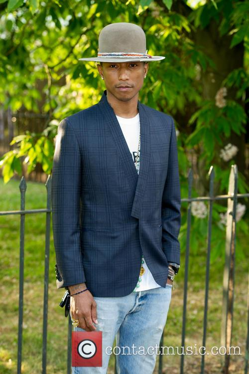 Pharrell williams pictures gallery