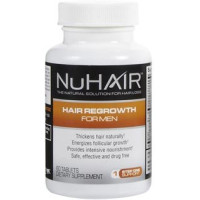 Nu Hair Hair Regrowth For Men 60 Tablets
