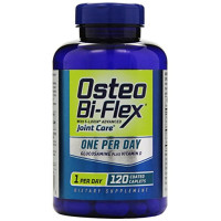 Osteo Bi-flex, 1 Per Day, 120 Coated Caplets
