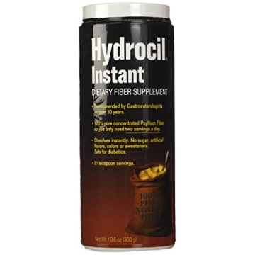 Hydrocil Dietary Fiber Supplement, 10.6 Ounce