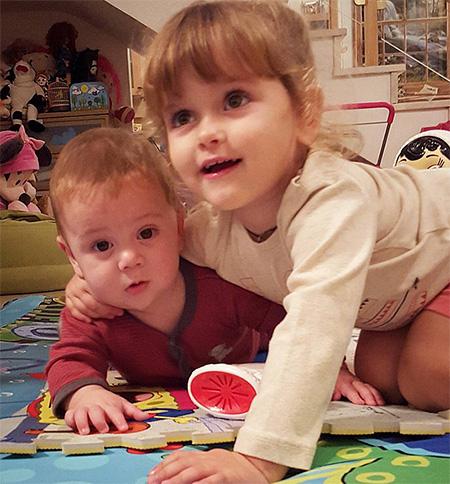 дети Антона и Виктории Макарских