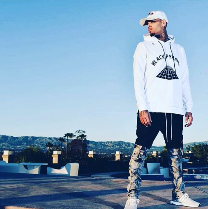 Black pyramid chris brown official site