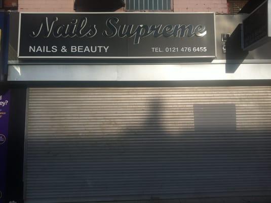 Nails supreme northfield