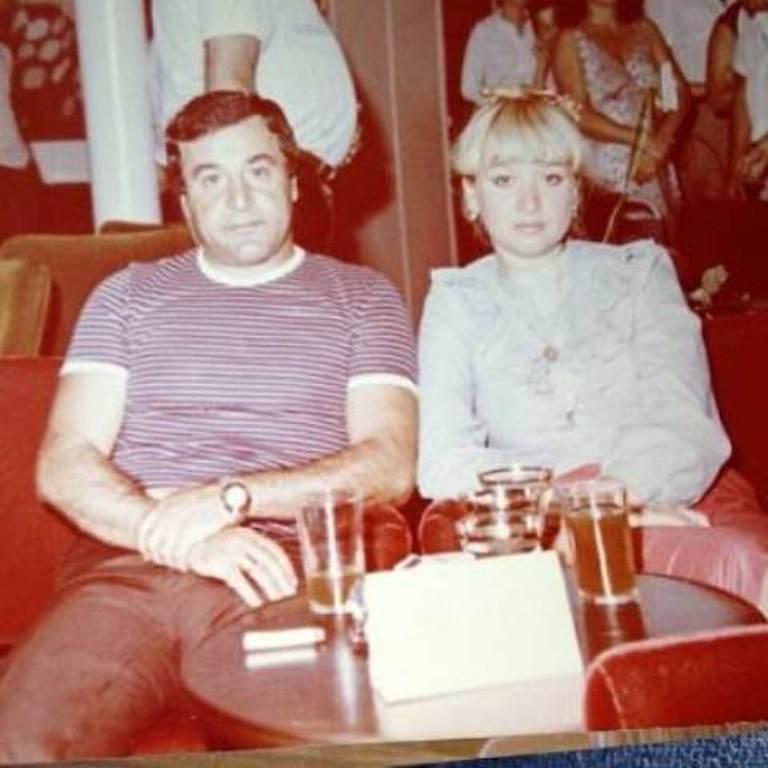 Родители бородиной фото