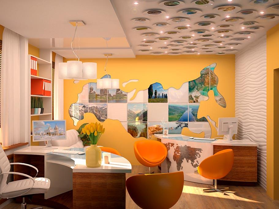 Проектирование туристической фирмы