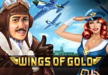 Игровые автоматы Wings Of Gold играть бесплатно