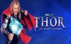 Игровые автоматы Thor The Mighty Avenger играть бесплатно