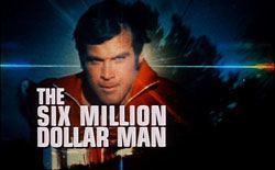 Игровые автоматы The Six Million Dollar Man играть бесплатно