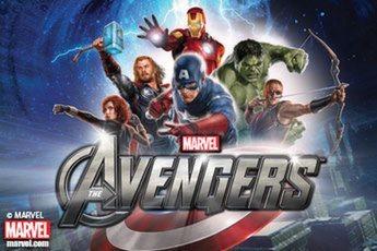 Игровые автоматы The Avengers играть бесплатно