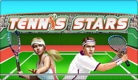Игровые автоматы Tennis Stars играть бесплатно