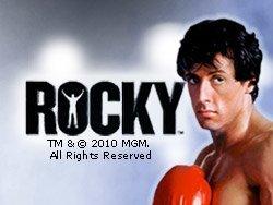 Игровые автоматы Rocky играть бесплатно