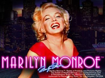 Игровые автоматы Marilyn Monroe играть бесплатно