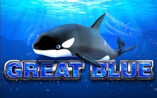 Игровые автоматы Great Blue играть бесплатно