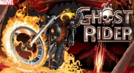 Игровые автоматы Ghost Rider играть бесплатно
