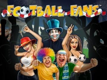 Игровые автоматы Football Fans играть бесплатно
