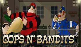 Игровые автоматы Cops N' Bandits играть бесплатно