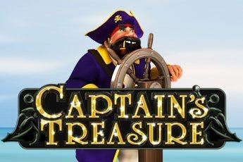 Игровые автоматы Captains Treasure играть бесплатно