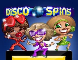 Игровые автоматы Disco Spins играть бесплатно